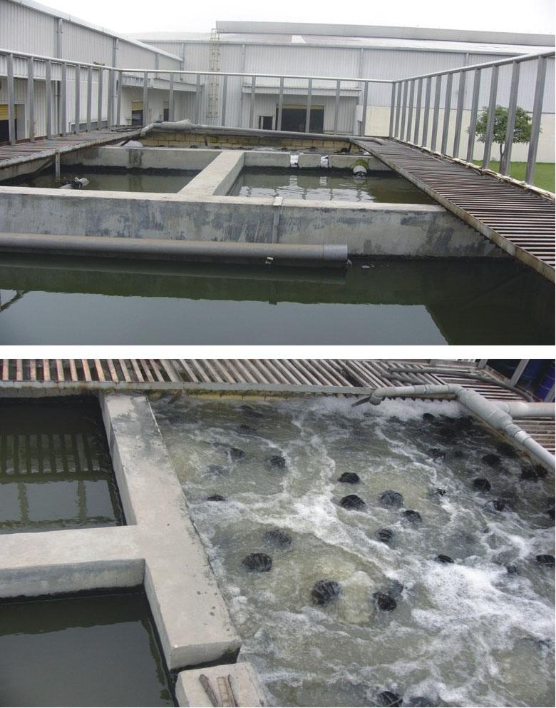 福州污水治理工程案例