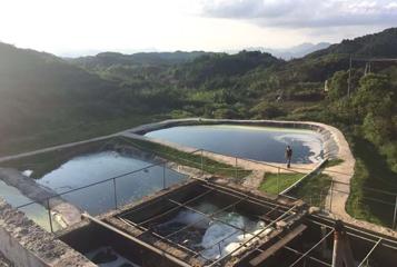 【污水处理工程】福州北岭食品养殖场